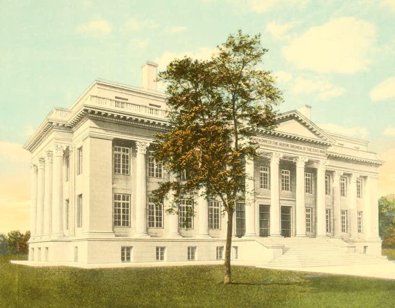 Washington, the City Beautiful - Red Cross Memorial (1918)