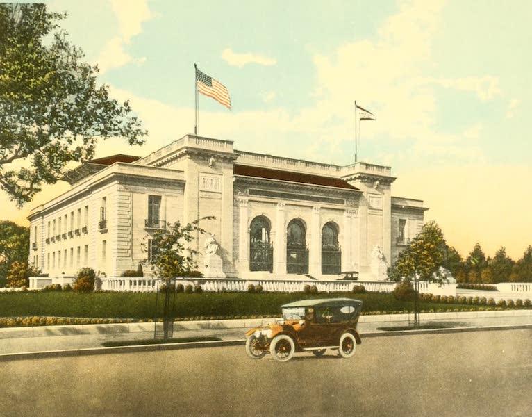 Washington, the City Beautiful - Pan-American Union (1918)