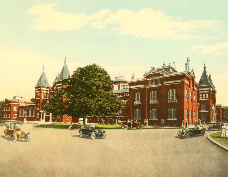 Washington, the City Beautiful - Old National Museum (1918)