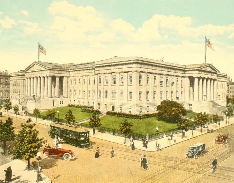 Washington, the City Beautiful - U.S. Patent Office (1918)