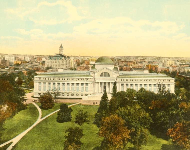 Washington, the City Beautiful - New National Museum (1918)