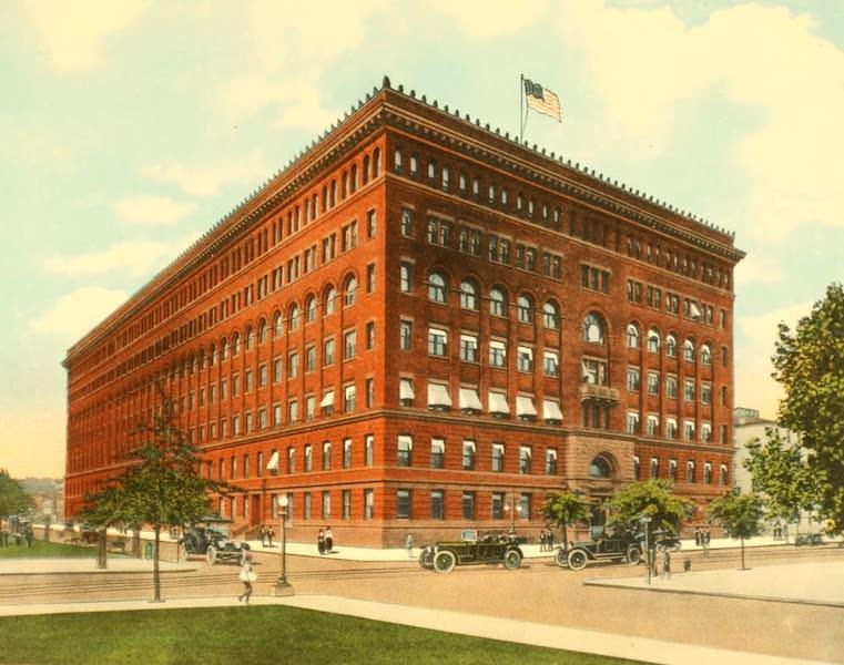 Washington, the City Beautiful - U.S. Government Printing Office (1918)