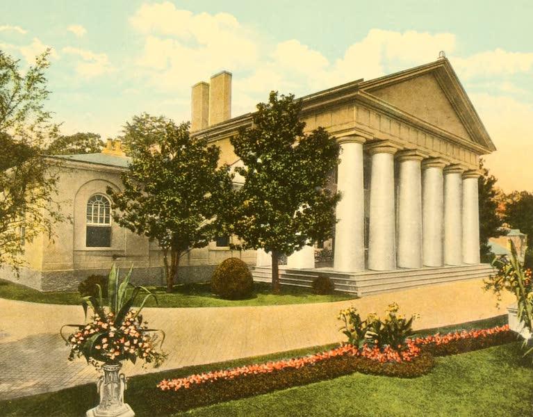 Washington, the City Beautiful - Custis Lee Mansion (1918)