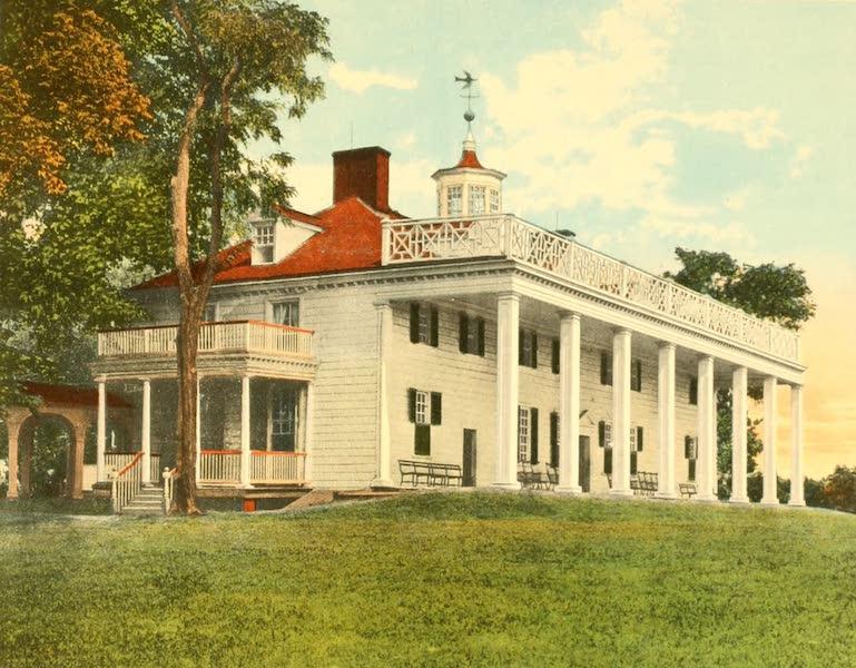 Washington, the City Beautiful - Washington's Mansion, Mount Vernon, VA (1918)