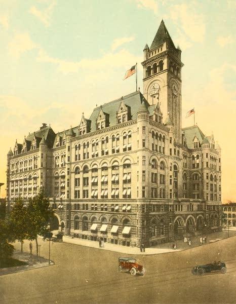 Washington, the City Beautiful - Post Office Department (1918)