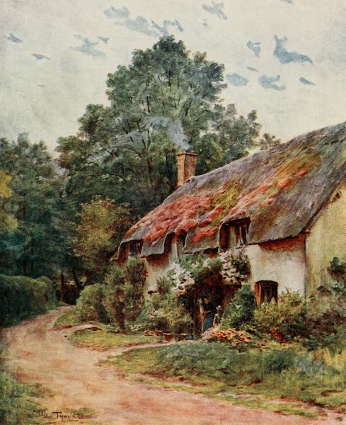 Wessex Painted and Described - A Typical Wessex Cottage (1906)