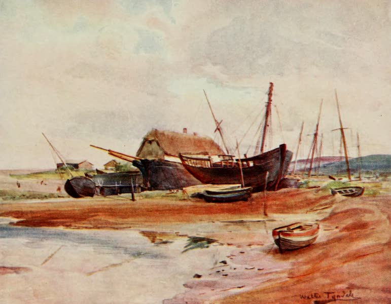 Wessex Painted and Described - A Wessex Haven (1906)