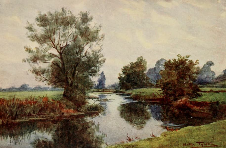 Wessex Painted and Described - On the Stour (1906)