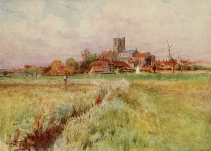 Wessex Painted and Described - Wareham. The