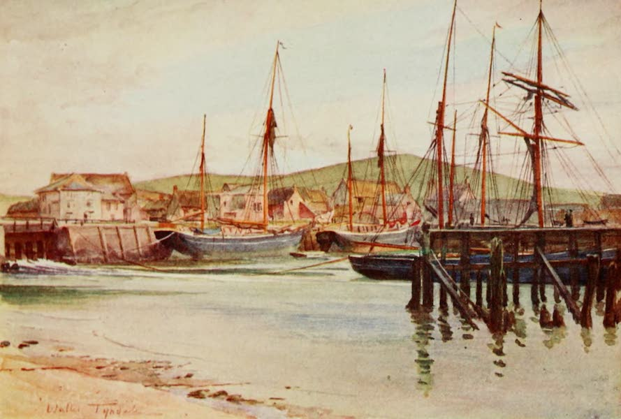 Wessex Painted and Described - Bridport, the