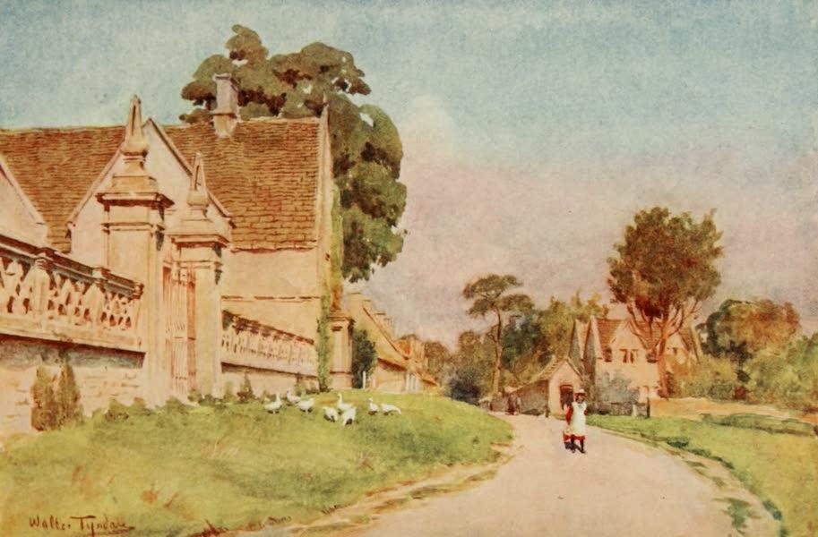 Wessex Painted and Described - Claverton Manor, near Bath (1906)