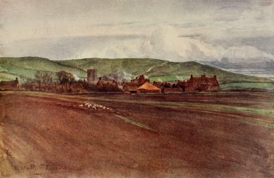 Wessex Painted and Described - Burton Bradstock, Dorset (1906)