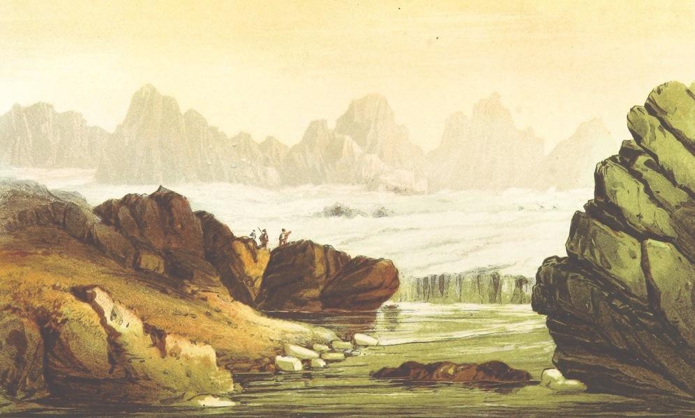 Wild Life on the Fjelds of Norway - Smorsstab Tinderne, Sogne Fjeld (1861)