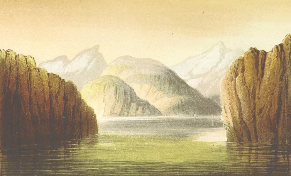 Wild Life on the Fjelds of Norway - Gjendin Soen (1861)