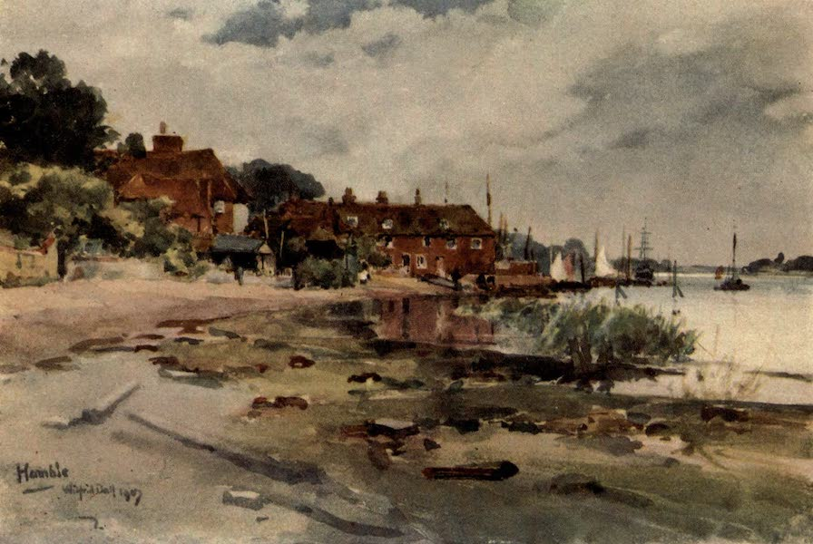Winchester Painted and Described - Hamble (1910)
