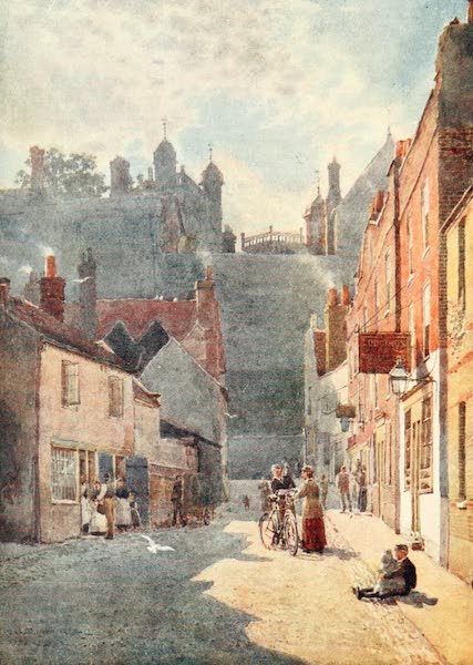 Windsor Painted and Described - River Street (1908)
