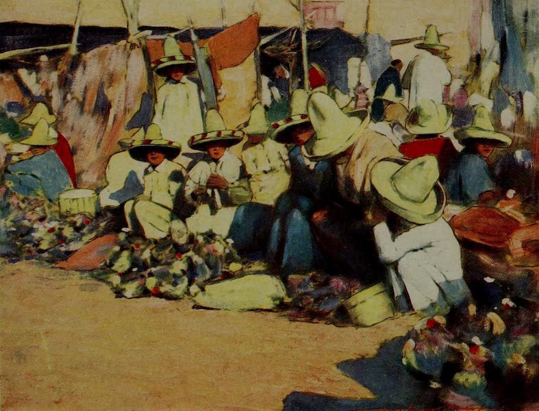 World Pictures : Being a Record in Colour - Puebla (1902)