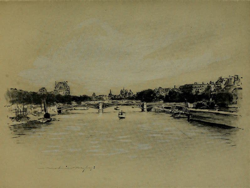 World Pictures : Being a Record in Colour - The Seine at Paris (1902)