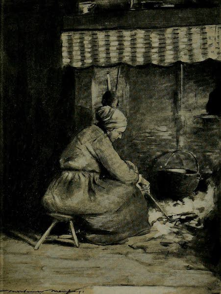 World Pictures : Being a Record in Colour - An Old-Fashioned Hearth (1902)