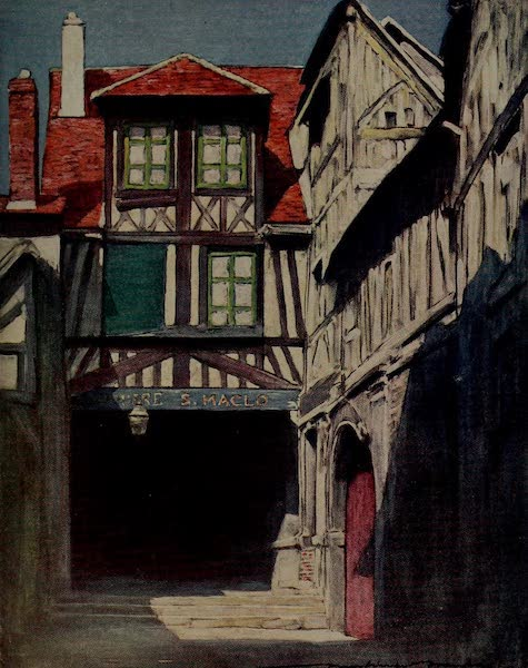 World Pictures : Being a Record in Colour - Rouen (1902)
