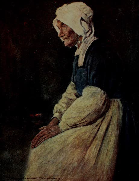 World Pictures : Being a Record in Colour - A Breton Woman (1902)