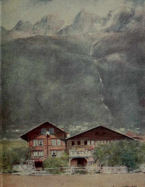 World Pictures : Being a Record in Colour - Interlaken 84V (1902)