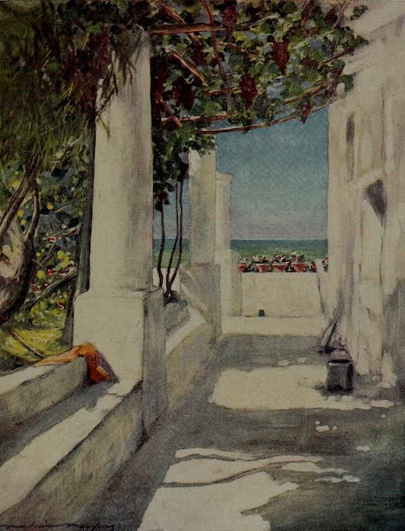 World Pictures : Being a Record in Colour - Capri (1902)