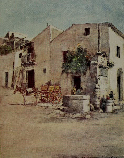 World Pictures : Being a Record in Colour - On the Outskirts of Palermo (1902)