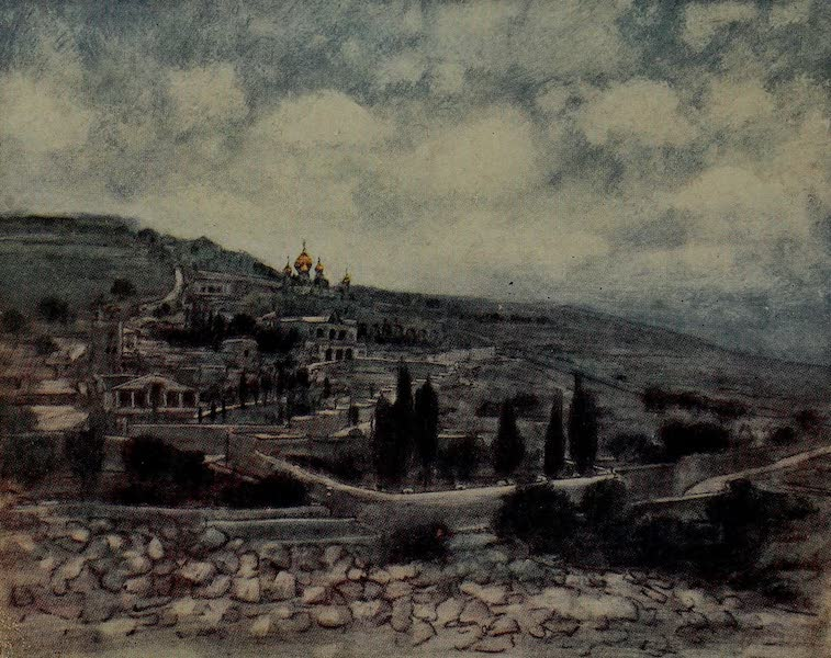 World Pictures : Being a Record in Colour - Mount of Olives (1902)