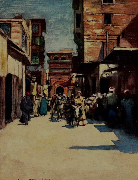 World Pictures : Being a Record in Colour - Cairo (1902)