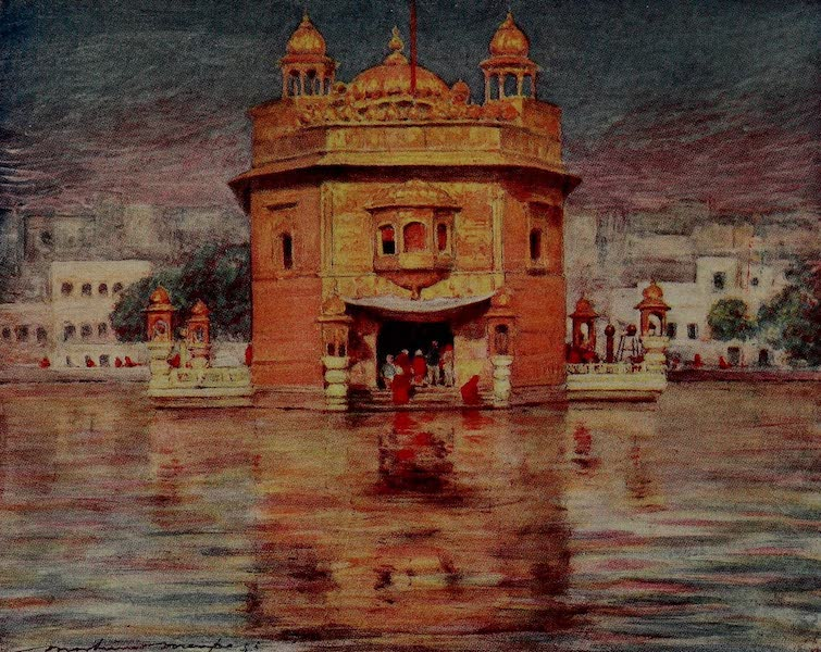 World Pictures : Being a Record in Colour - The Golden Temple (1902)