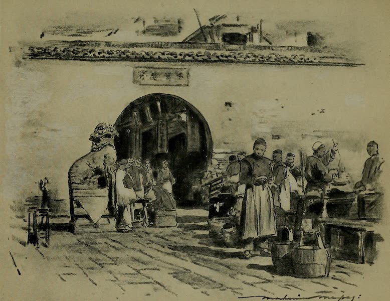World Pictures : Being a Record in Colour - In the City of Shanghai (1902)