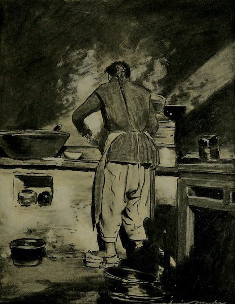 World Pictures : Being a Record in Colour - Chinese Cook (1902)