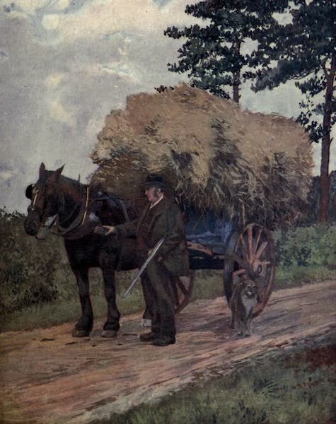 Yorkshire Coast and Moorland Scenes Painted and Described - A Typical Yorkshire Farmer (1904)