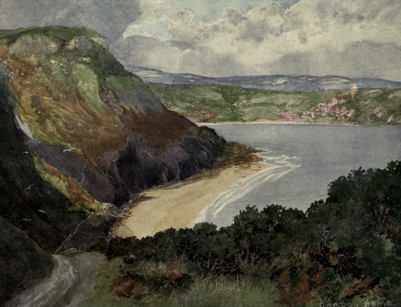 Yorkshire Painted and Described - Runswick Bay (1925)