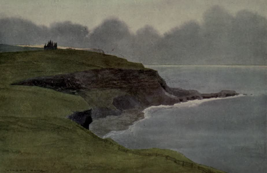 Yorkshire Painted and Described - The Red Roofs of Whitby (1925)