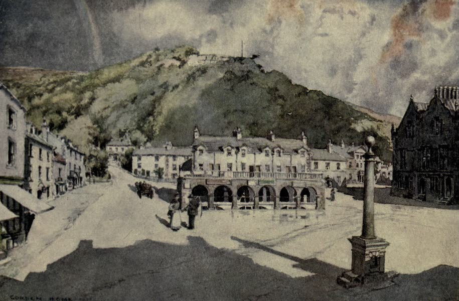 Yorkshire Painted and Described - Settle (1925)