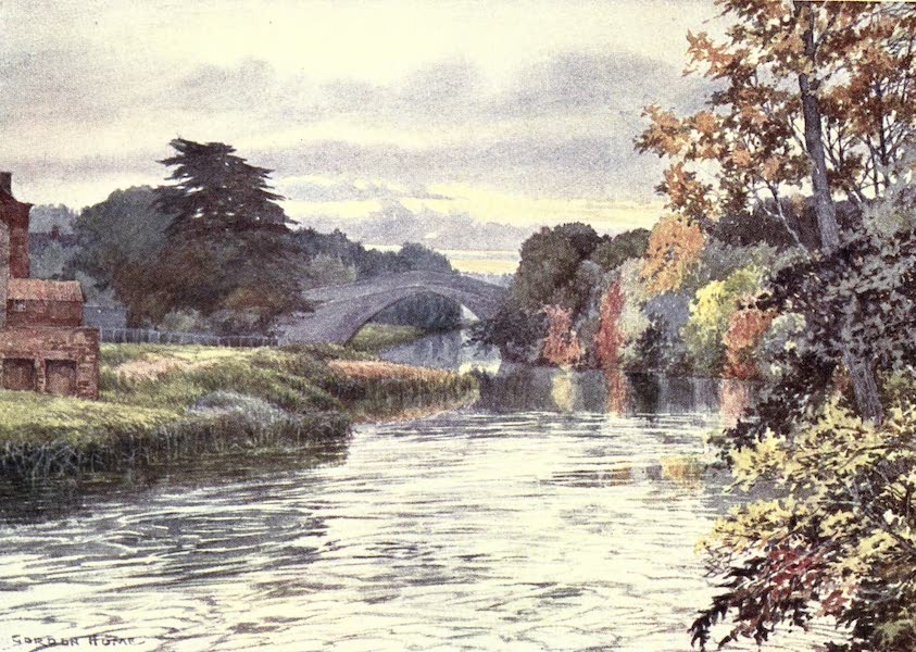 Yorkshire Vales and Wolds Painted and Described - Stamford Bridge (1908)