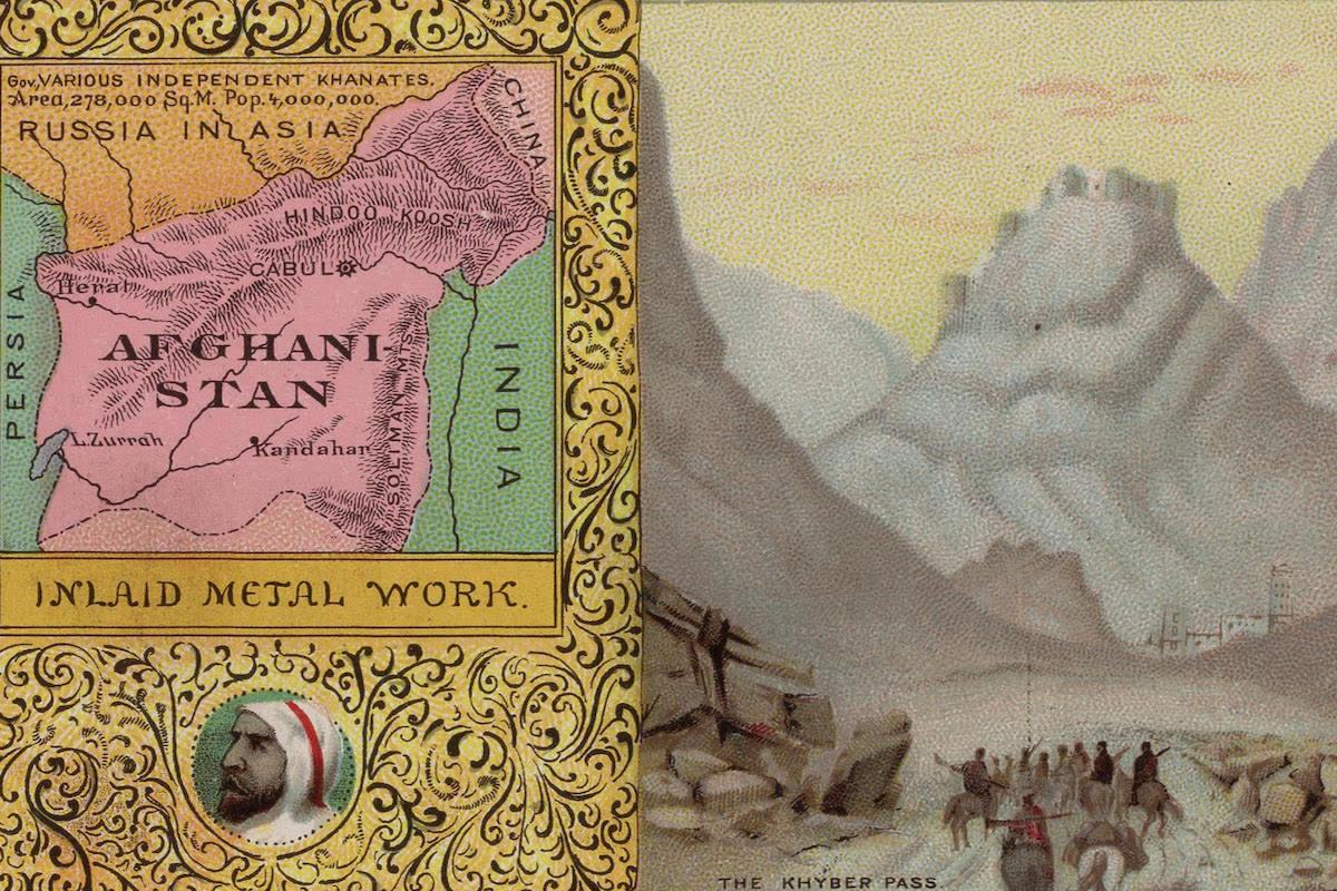 History Archive - Afghanistan Collection