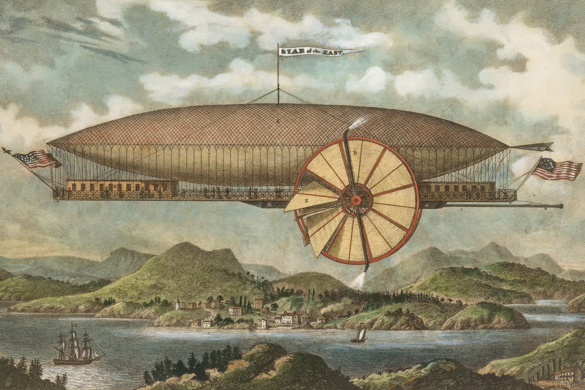 History Archive - Airships Collection