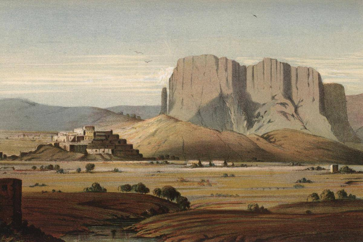 History Archive - American Southwest Collection