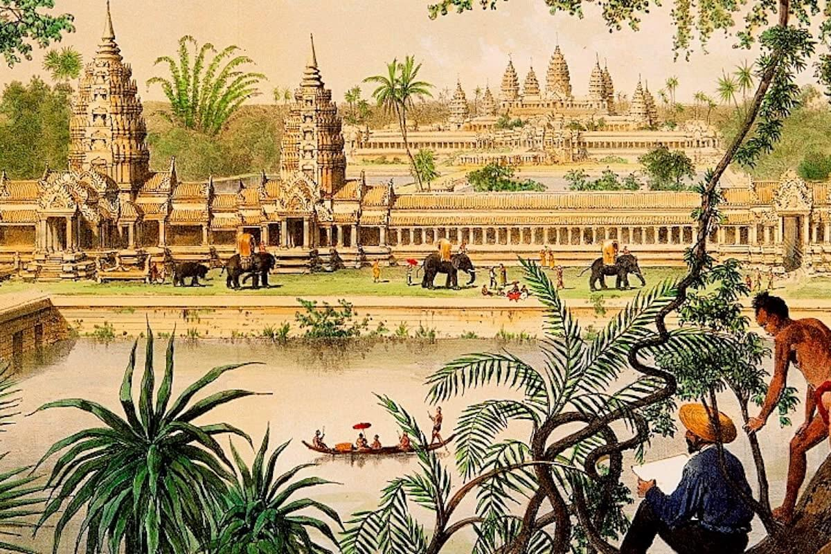 History Archive - Angkor Wat Collection