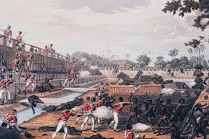 Collections - Anglo-Burmese Wars