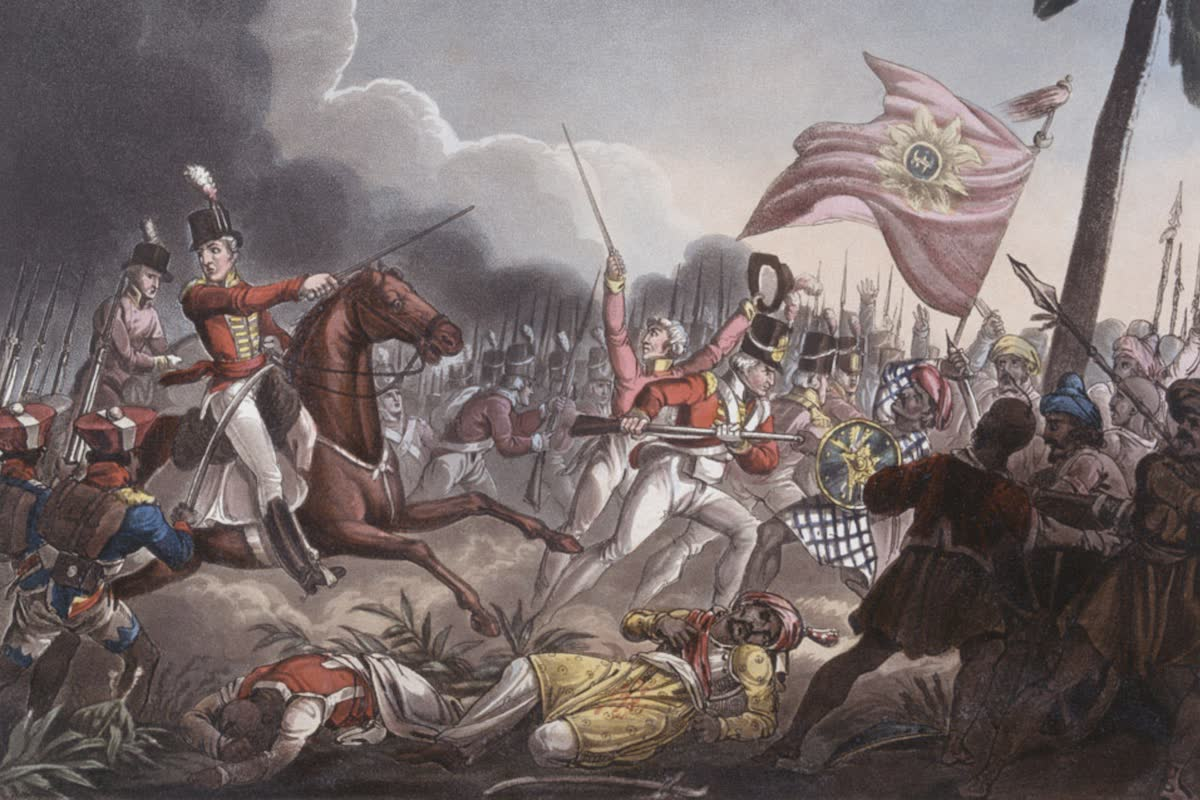 History Archive - Anglo-Maratha Wars Collection
