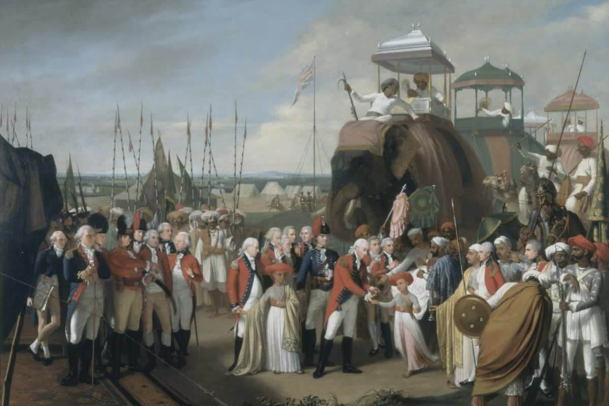 History Archive - Anglo-Mysore Wars Collection