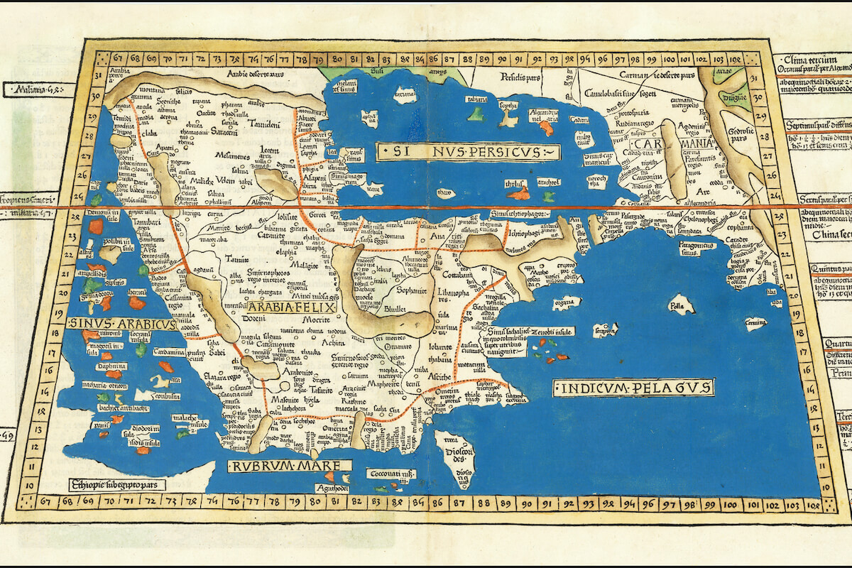 History Archive - Arabian Sea Collection