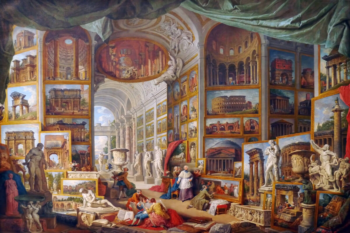 History Archive - Art Collection