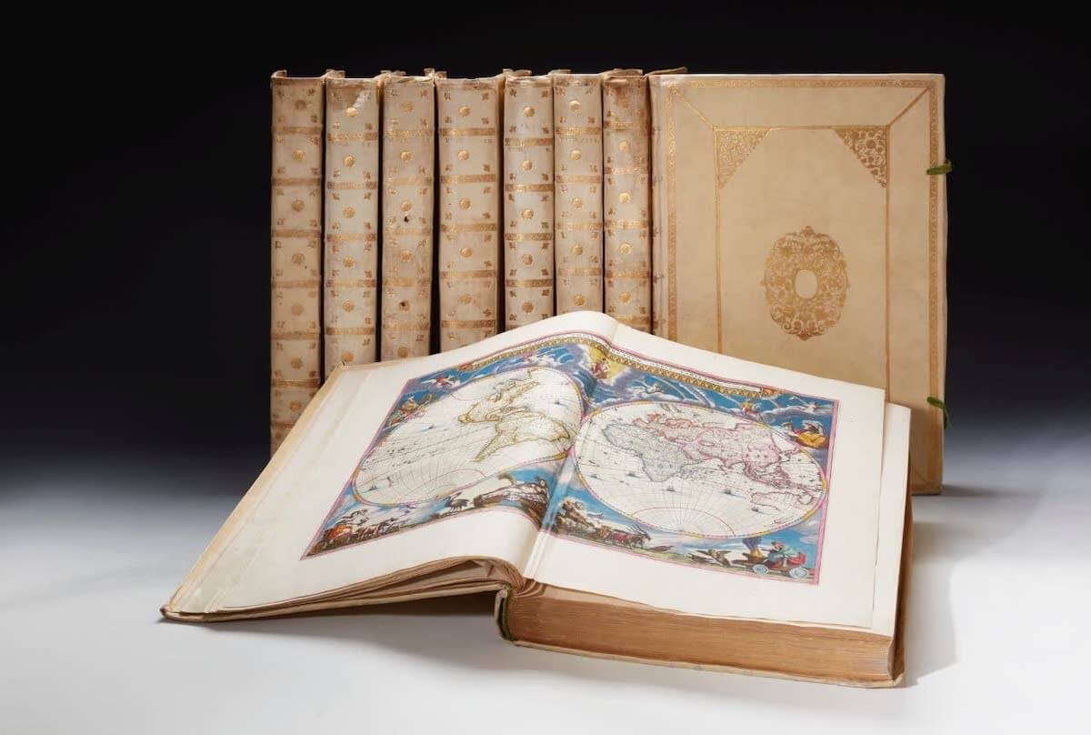 History Archive - Atlases Collection