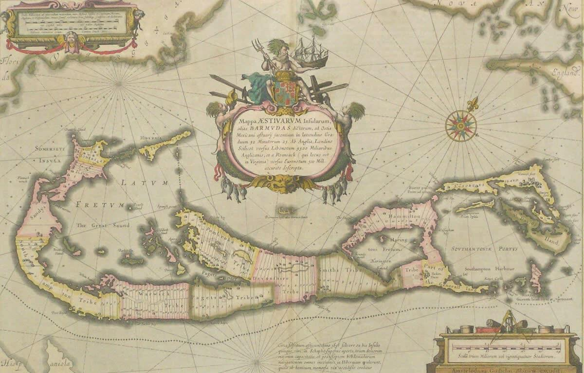 History Archive - Bermuda Collection