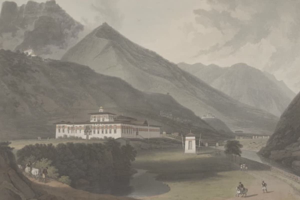 History Archive - Bhutan Collection